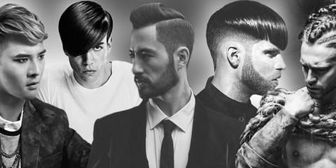 Pánská móda 2016 pro vlasy z Kanady – pánské účesy od kanadských kadeřníků, jenž byli nominování jako nejlepší kadeřníci pro muže v soutěži Contessa.