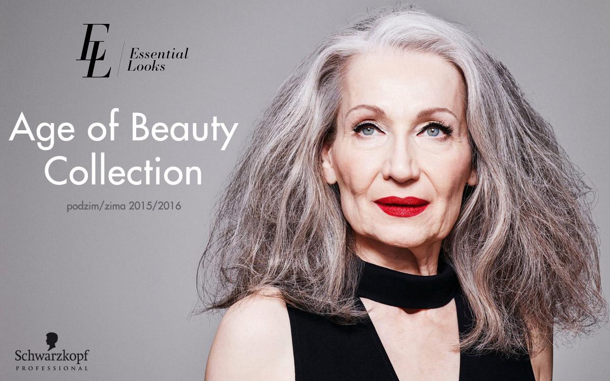 Schwarzkopf Professional – Age of Beauty: Šedivé vlasy jako trend jsou modní i sociální revolucí současně!