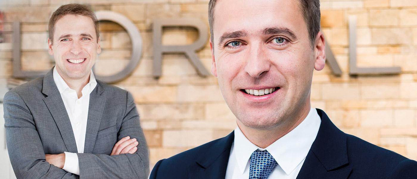 Tomáš Hruška, byl jmenován novým generálním ředitelem L'Oréal pro Českou republiku, Slovensko a Maďarsko.