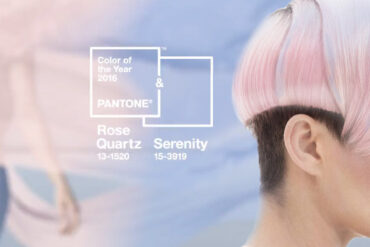 Barva roku 2016 není jen jedna – TOP barvy Pantone jsou hned dvě! Je to pastelová starorůžová, která má název Rose Quartz (13-1520) a pastelová modrá s názvem Serenity (15-3919).