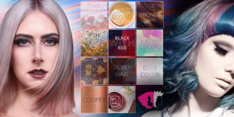 Barvy pro polodlouhé vlasy podzimu 2015 a zimy 2016 – pojďte se podívat na módní barvy a barevné trendy, kterými můžete oživit svůj střednědlouhý účes.
