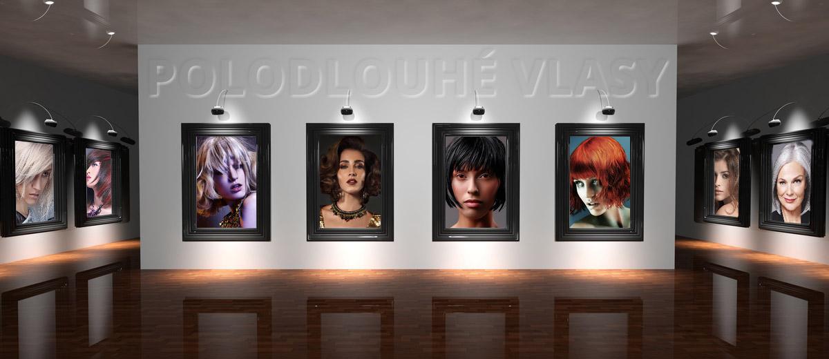 Největší galerie účesů pro polodlouhé vlasy – najděte si svoji inspiraci pro krátké vlasy v aktuální galerii polodlouhých účesů pro podzim a zimu 2015/2016.