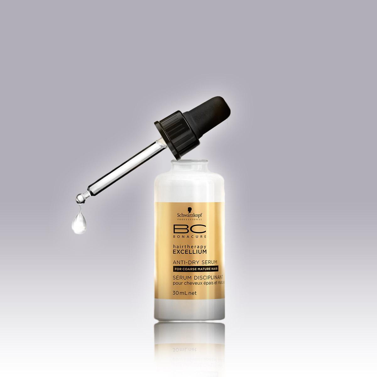 BC EXCELLIUM Q10 + Omega 3 Anti-Dry sérum, 30 ml