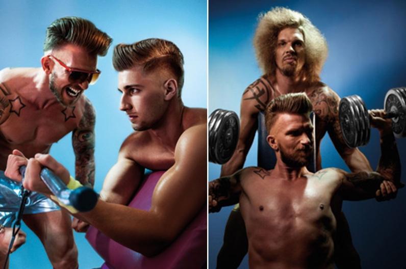 Robert Tarquini a jeho inspirativní plnovous 2016 – Austrian Hairdressing Awards 2015.