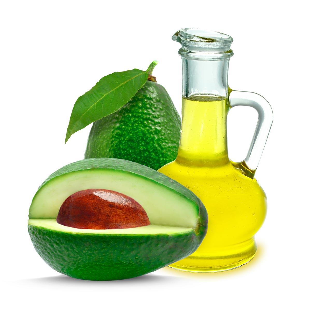 Olej a avokádo pro vlasy – spolu nebo odděleně, oba to jsou velice užiteční pomocníci pro přírodní péči o vlasy.