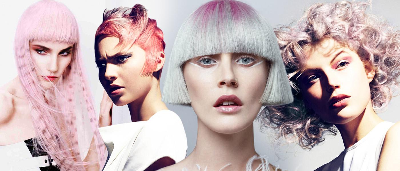 Růžové vlasy – podívejte se na galerii účesů pro růžové vlasy. Víme, jaká růžová barva na vlasy vám bude slušet.