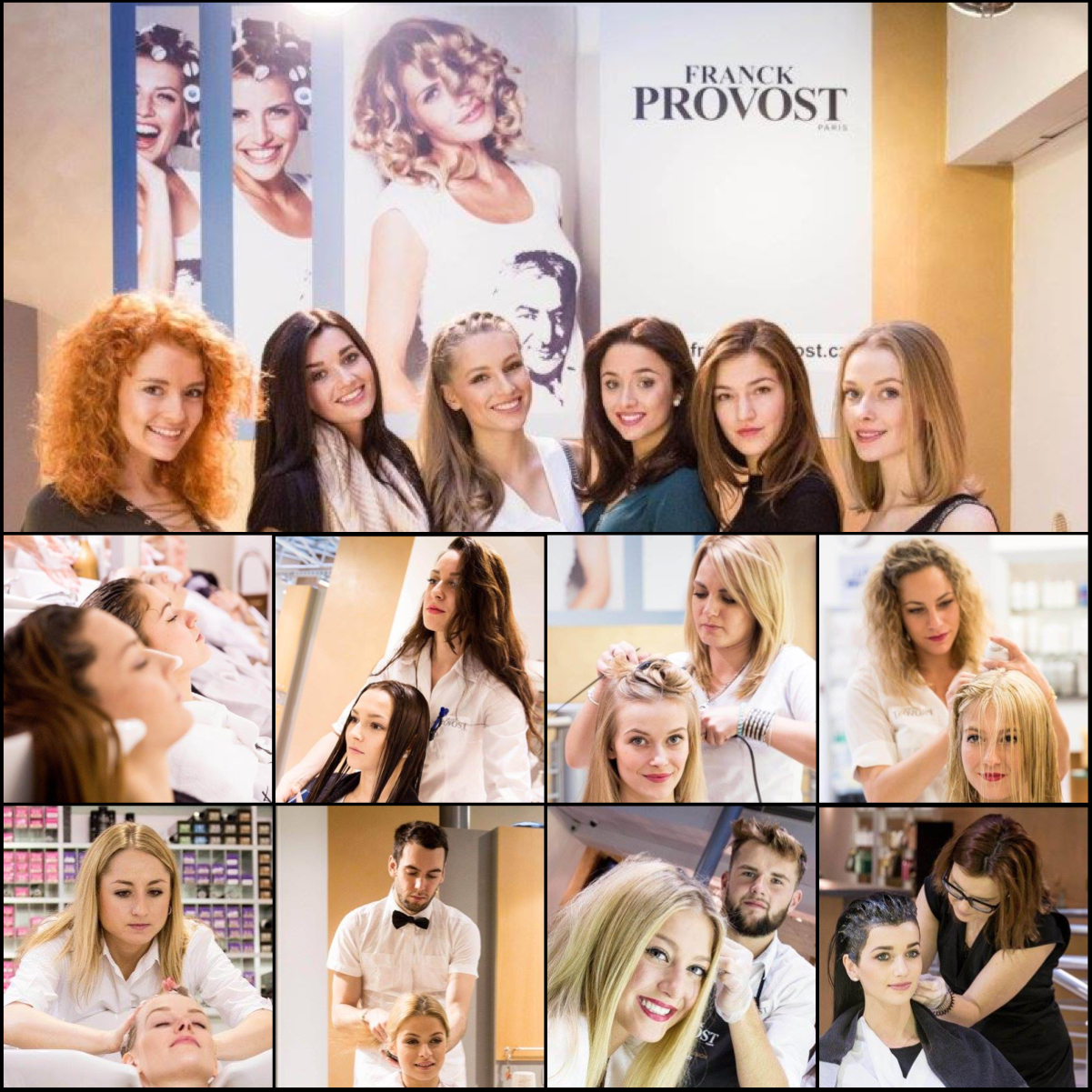 Česká Miss 2016 a Franck Provost