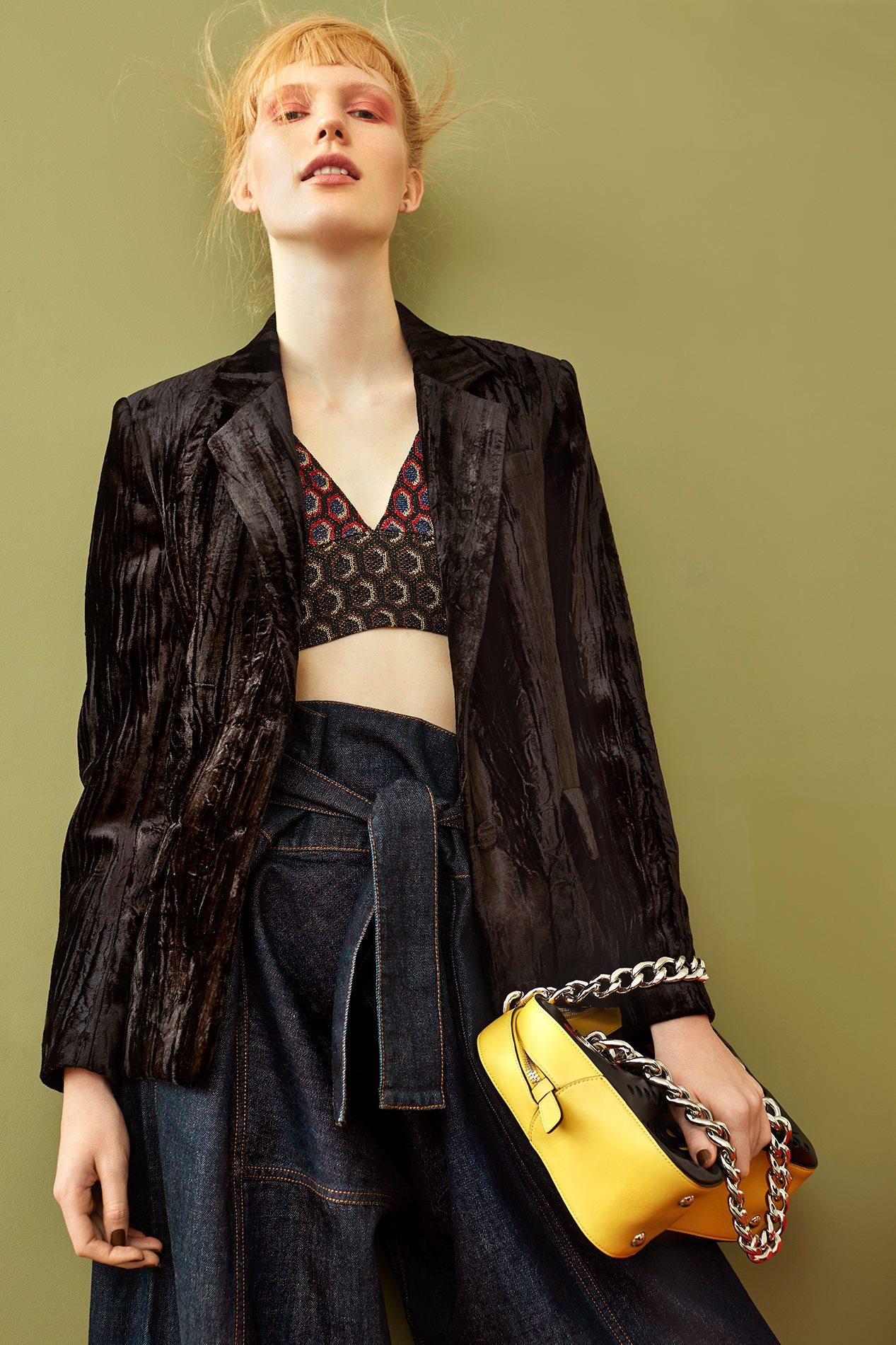 Red Salon a Mirka Hajdová – tentokrát v ukrajinské Vogue