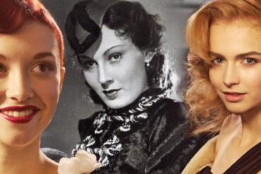 Slavná diva Lída Baarová inspirovala ženy ve 30. letech a bude i nyní. Kadeřník Tomáš Kotlár pro vás vytvořil návody na účesy inspirované touto star.