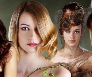 ak na společenské účesy pro krátké, dlouhé i polodlouhé vlasy? Inspirací vám může být skvělá kolekce společenských účesů na ples od ISargassi.