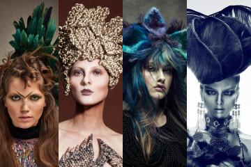 Jak vypadá nejlepší účesová avantgarda z Czech&Slovak Hairdressing Awards? Podívejte se na nominace v kategorii Kadeřník roku 2015: Avantgarda.