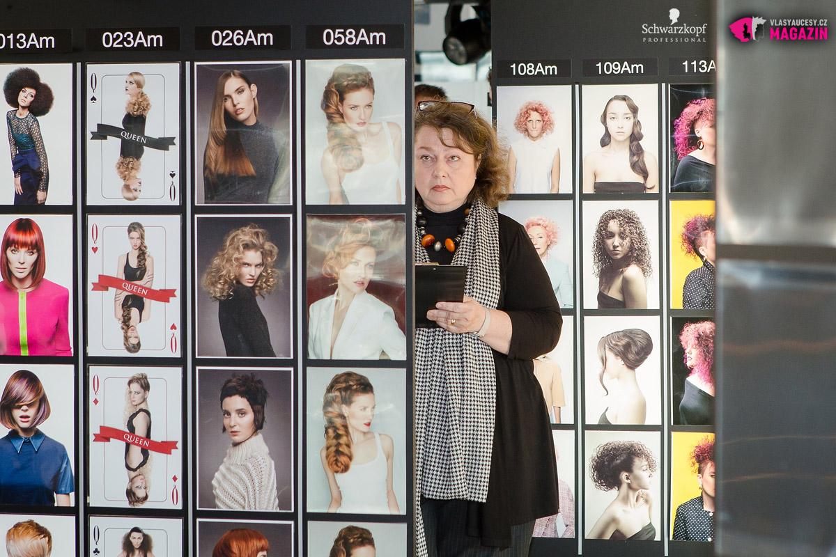 Czech&Slovak Hairdressing Awards 2015 neboli Kadeřník roku 2015: Hodnocení probíhalo zcela anonymně.