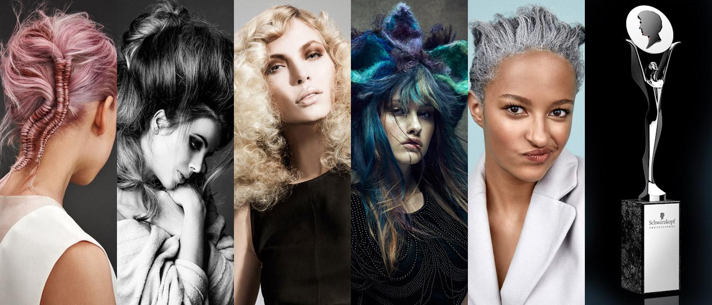 Tady jsou nejlepší kadeřnické týmy Czech and Slovak Hairdressing Awards 2015. Kategorie Kadeřník roku: Tým roku 2015 – nominace >>