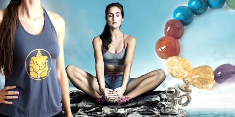 Jóga je o změně životního stylu a tak určitě oceníte tipy na skvělé oblečení na jógu, náramky i meditační šperky Sitara.