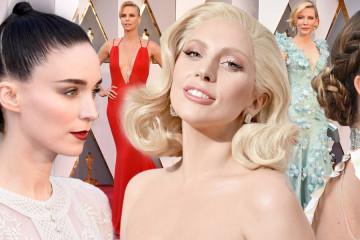 Podívejte se, jak vypadala móda a účesy celebrit na letošním udělování cen Oscar 2016 a inspirujte se pro letošní společenskou a plesovou sezónu.