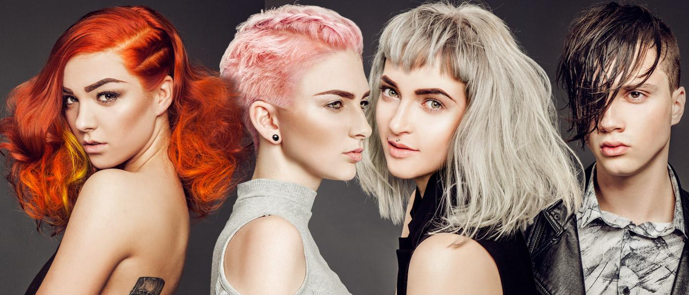 Představím vám dvě skvělé kolekce účesů a jejího autora. Martin Kováč je majitelem plzeňského kadeřnického salonu Hair Art Design.