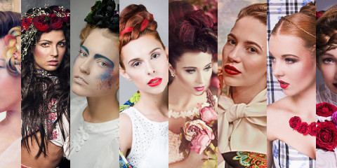 Soutěž Creative Image Team 2016 veletrhu World of Beauty & Spa zná své finalisty. Nejlepším týmům kadeřníků a vizážistů můžete už zítra držet palce!