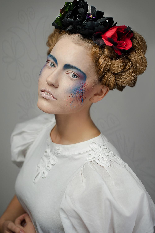 Marcela Blechová a Alena Lesslová - Finálistky Creative Image Team 2016 - World and Beauty and Spa