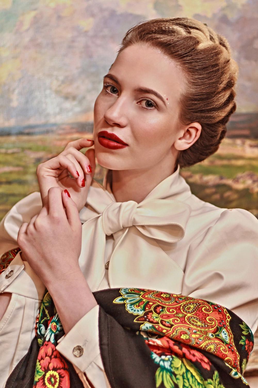 Věra Škraňková a Kateřina Dudlová - Finálistky Creative Image Team 2016 - World and Beauty and Spa
