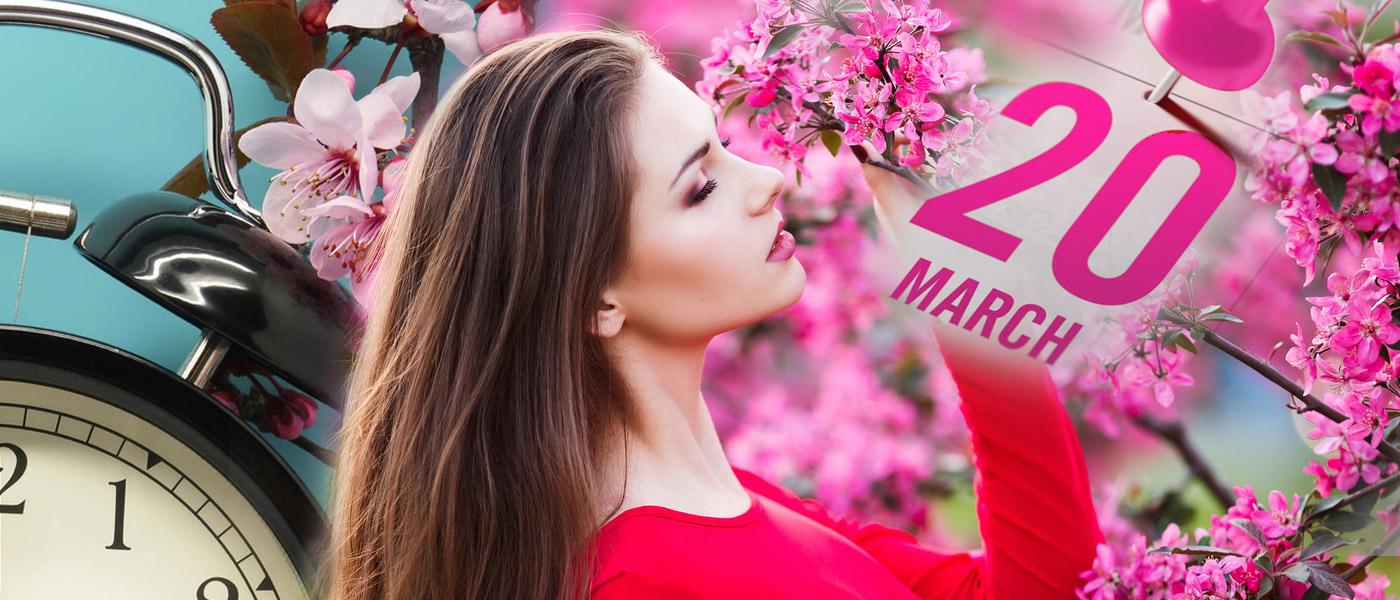 Kdy začíná astronomické jaro? Zapište si datum 20. března. Nezmění se to až do roku 2043.