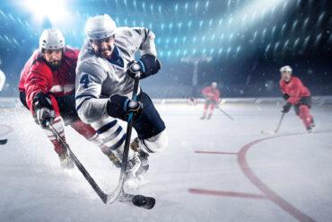 Mistrovství světa v hokeji 2016 začíná už 6. 5. 2016. Koná se ve dvou ruských městech – v Rusku a v Petrohradě. (Ilustrační obrázek)