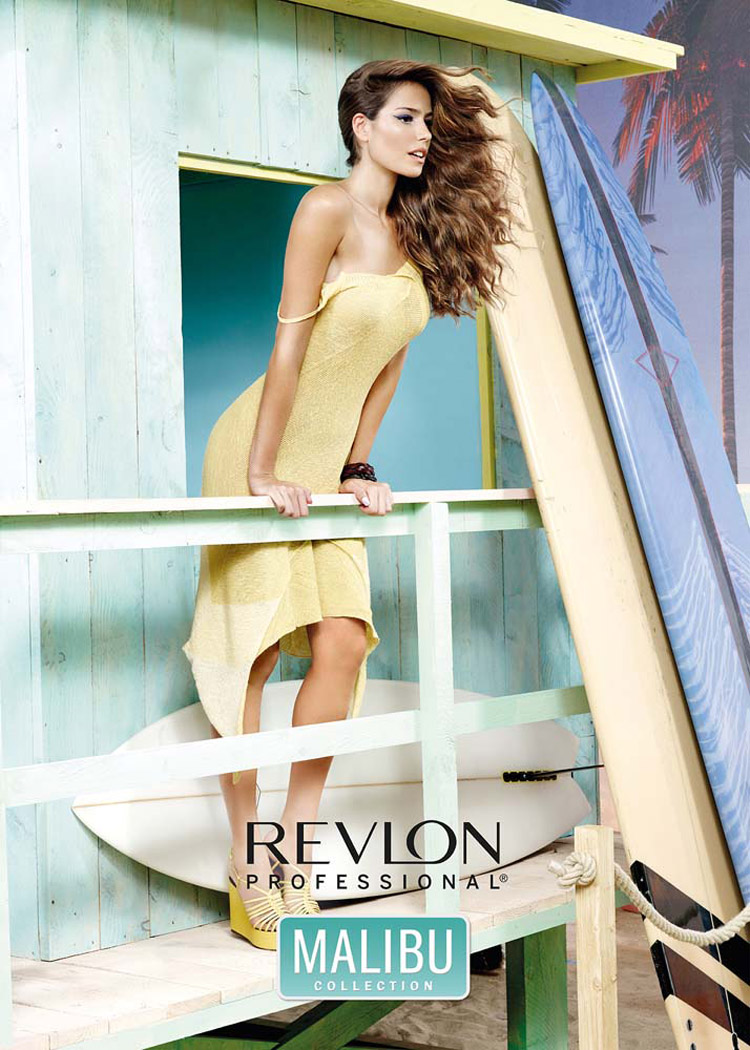 Plážové vlny Revlon Professional 2016 a nový módní trend v barvení vlasů – Brondíssimo.