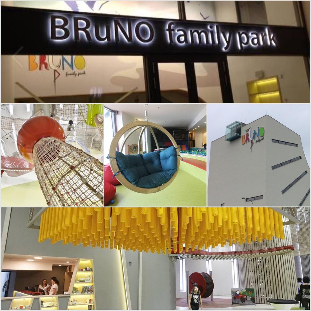 BRuNO family park láká na 40 skvělých atrakcí.