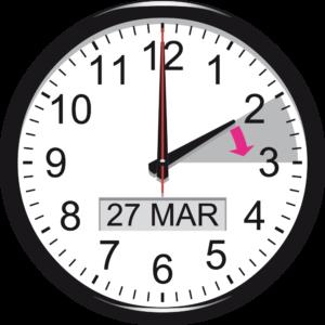 Změna času 2016 na letní čas přichází letos 27. března. Čas se posouvá o hodinu dopředu, takže se vyspíme o hodinu méně!
