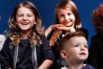 Dětské účesy 2016 – ORIGIN KIDS by Petry Měchurová.