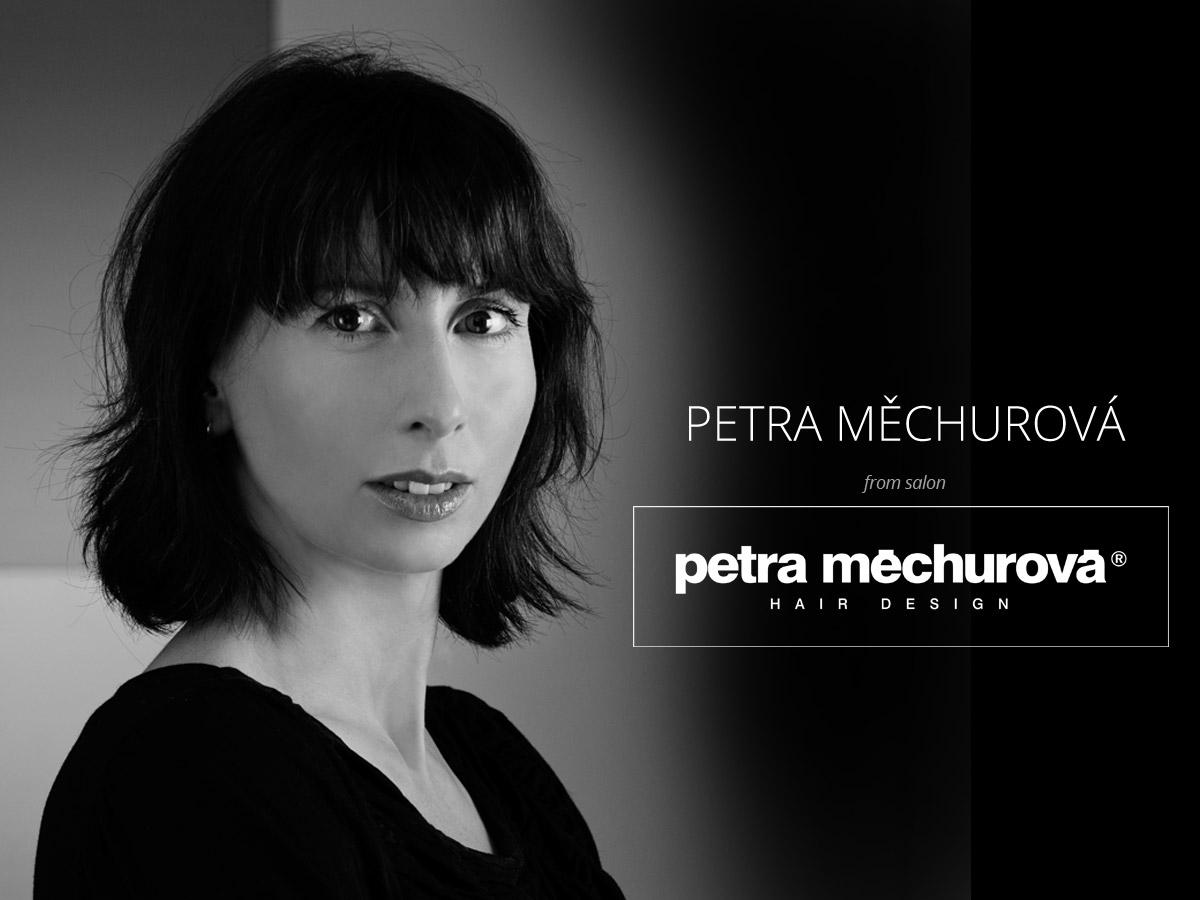 Česká kadeřnice a majitelka stejnojmenného salonu Petra Měchurová