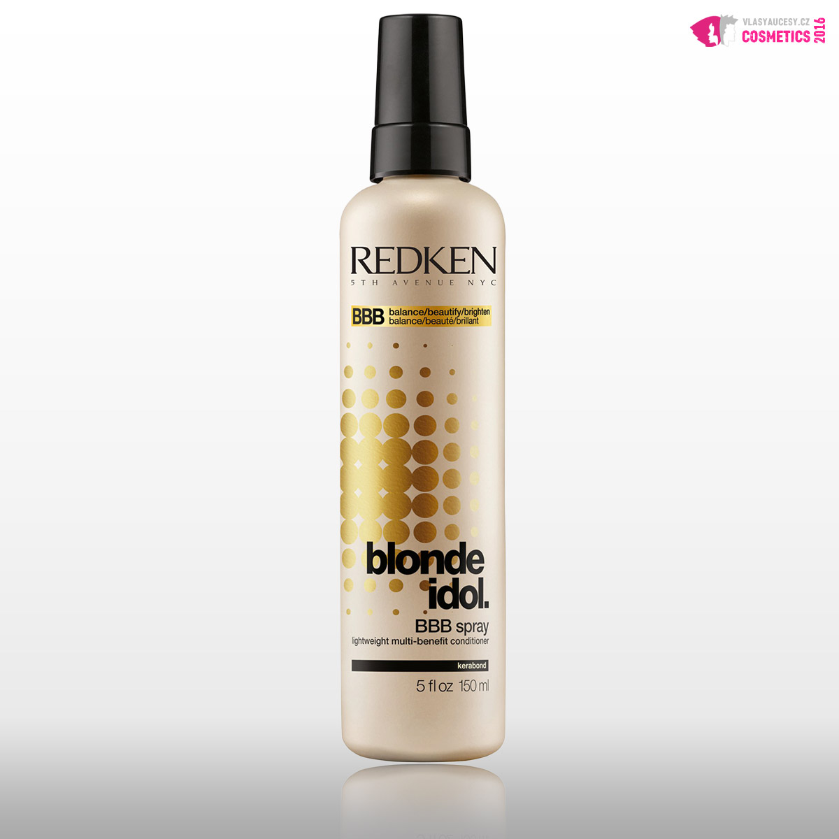 BBB Spray od Redken z řady Blonde Idol