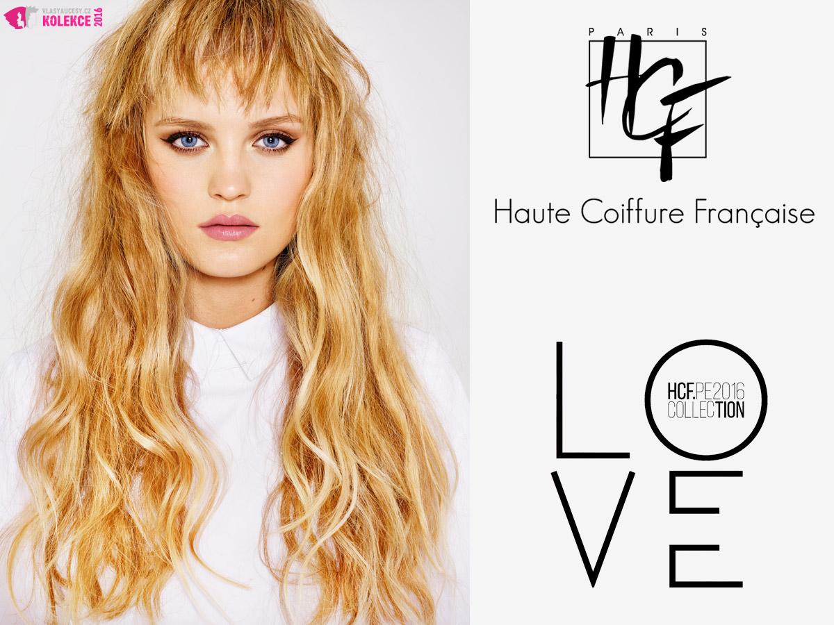 Haute Coiffure Française: LOVE S/S 2016