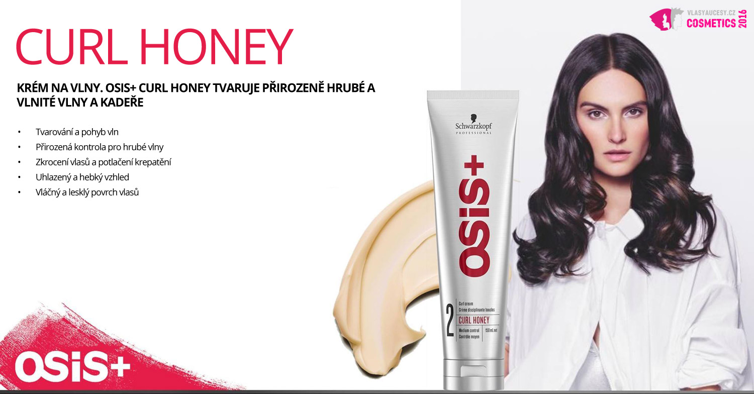 OSiS+ Curl Honey od Schwarzkopf Professional