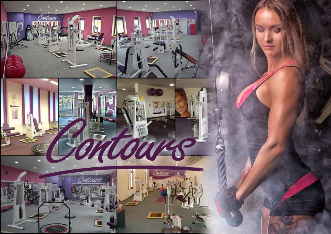 Dámské fitness je na míru nám ženám.