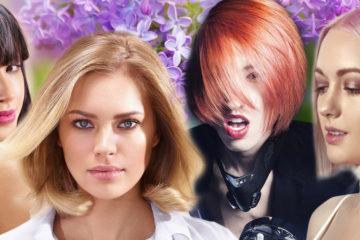 Inspirujte se jarními a letními účesy 2016 pro vlasy střední délky. Galerie 50 účesů pro polodlouhé vlasy vám poradí, co ze svých vlasů vykouzlit.