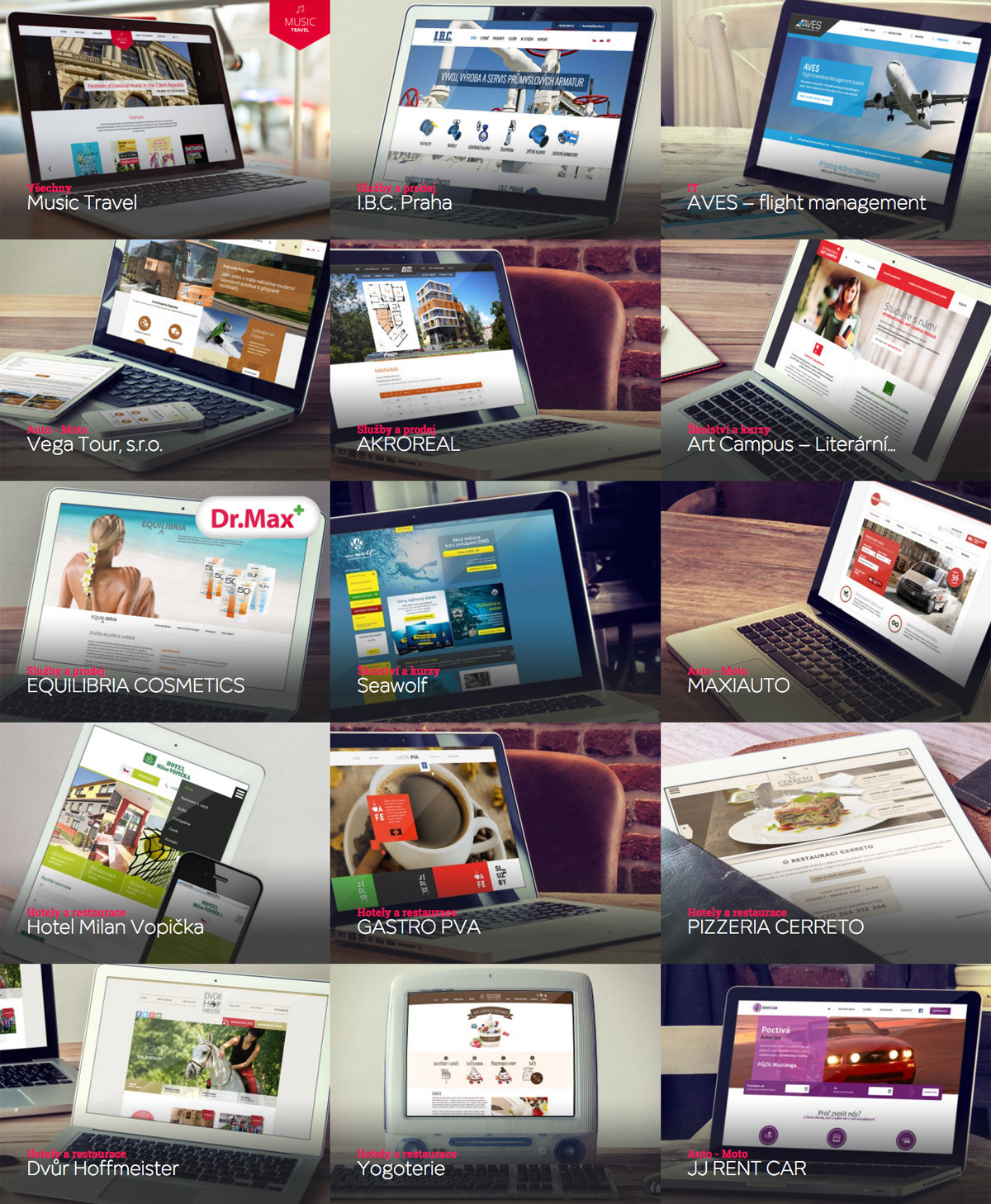 Kvalitní webové stránky nemusí být drahé. Firmy Critical works s.r.o. nabízí cenově přijatelná řešení i pro malé firmy, živnostníky a jednotlivce.