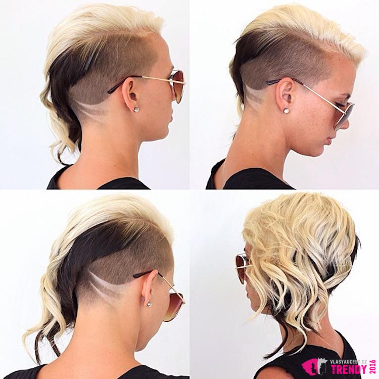 Ani blond, ani brunet. Ani dlouhé, ani krátké. To je chytrá horákyně jako trendesetter.