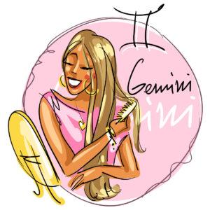 Blíženci (Gemini) – znamení a barvy oblečení