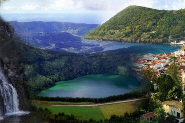 Azorské ostrovy nabízí dovolenou pro milovníky aktivně ztrávené dovolené. Je to bezpečná destinace bohatá na přírodní scenérie i památky.