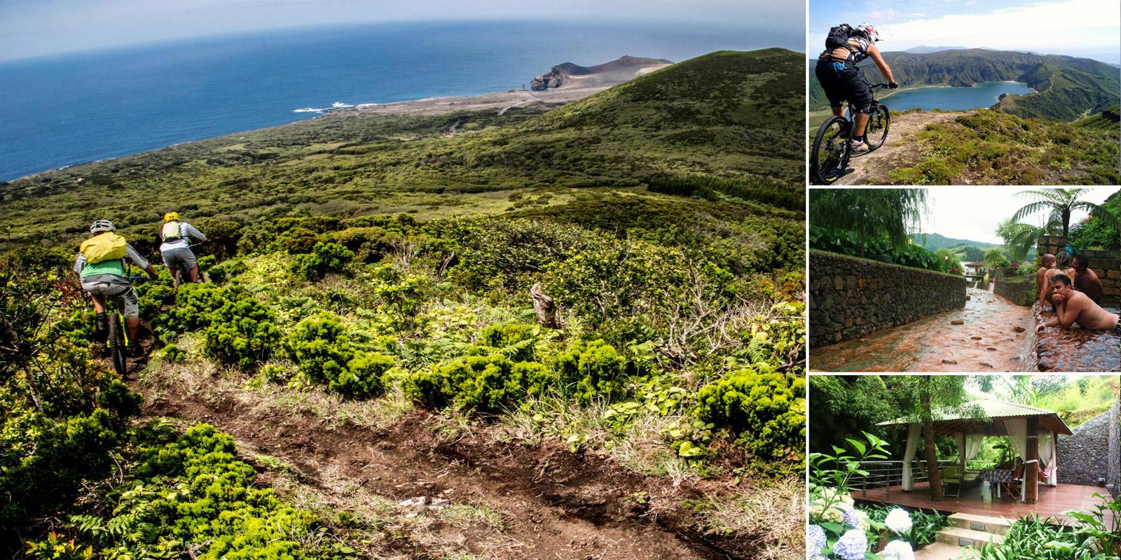 Vydejte se s Nirvana Travel objevovat úžasné prírodní scenérie i historii Azorských ostrovů.