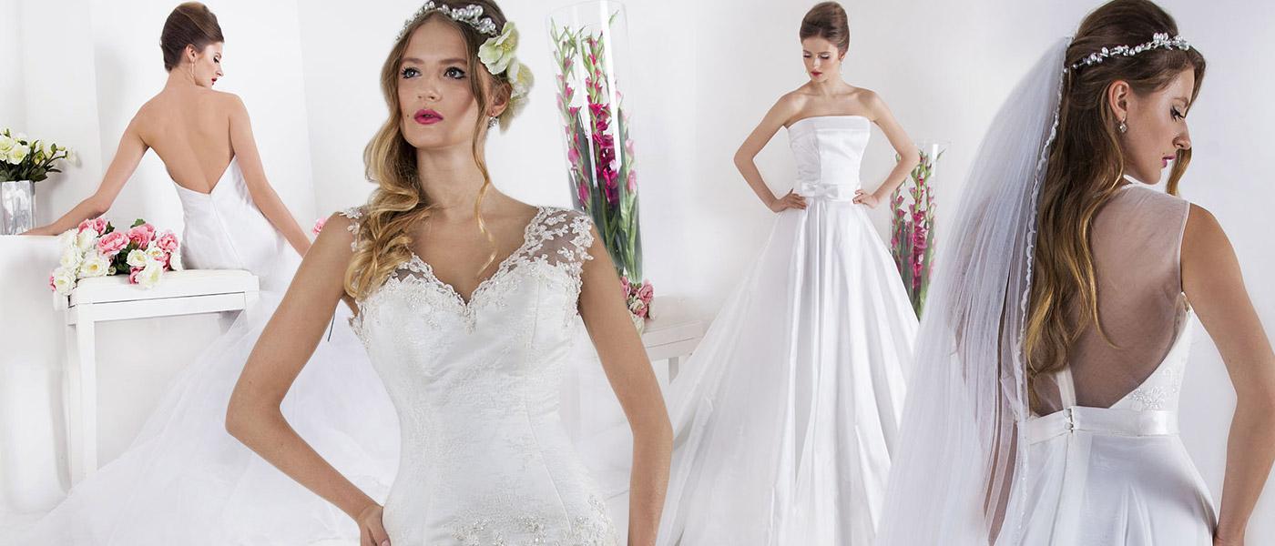 Vybíráte svatební šaty na poslední chvíli? Pražská půjčovna svatebních šatů vám nabídne autorské originály návrhářky Zoryana Steknovych.