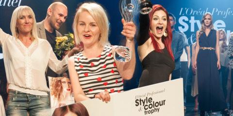 Po finále L'Oréal Style & Colour Trophy, které se vrátilo po pěti letech, známe konečně vítěze. Absolutní vítězství si odnesla Anna Pavlicová.