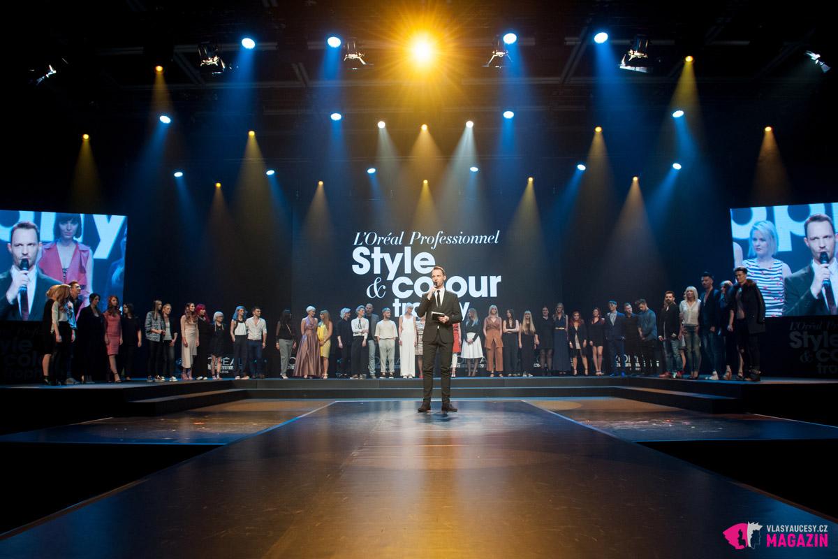 Kadeřnické klání L'Oréal Style & Colour Trophy je prestižní kadeřnická soutěž, které se vrátila po pěti letech do České a Slovenské republiky.