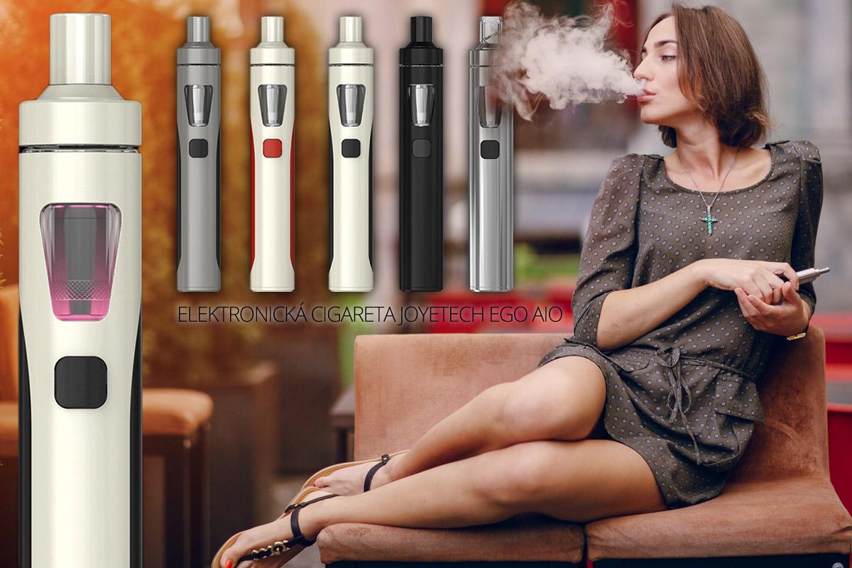 E-cigarety nesmrdí. Jsou proto ideální rovněž pro ženy-kuřačky.