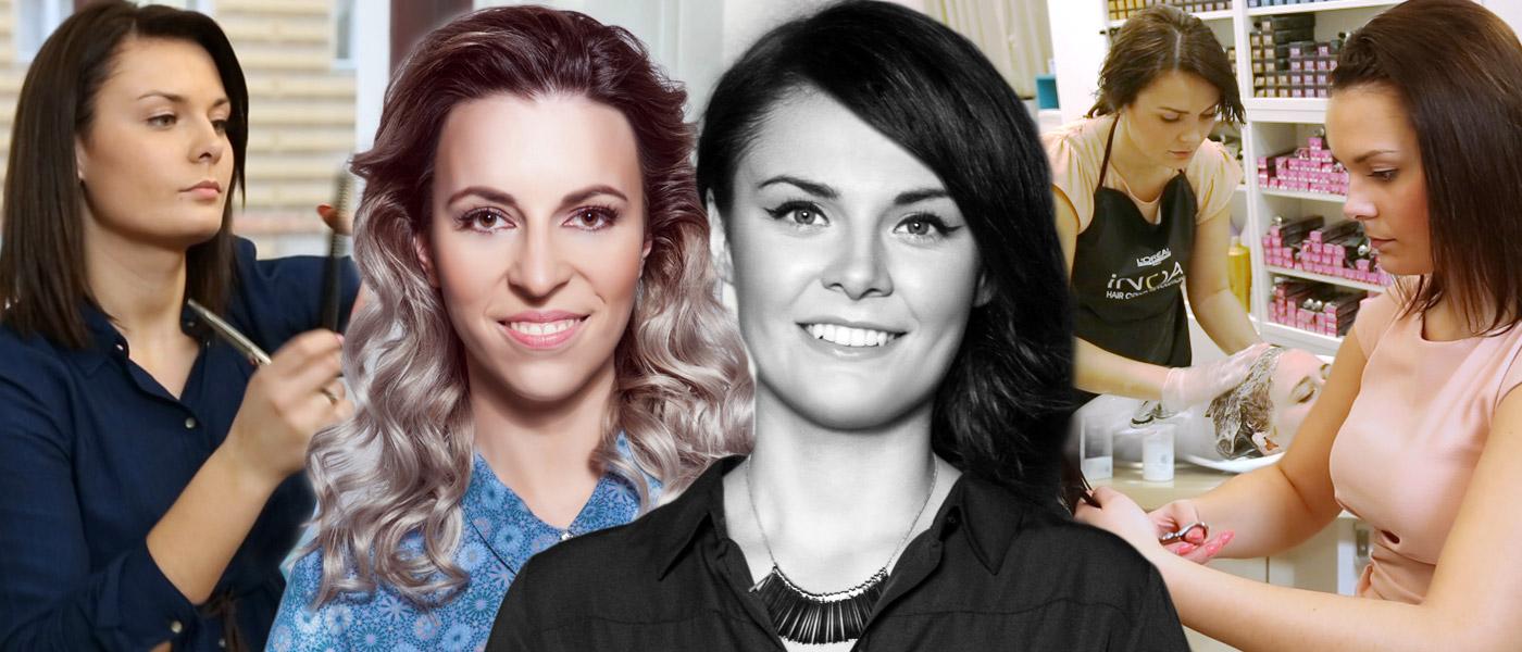 Mladá kadeřnice Radka Bajglová vhupla do kadeřnického světa před rokem – a rovnou mezi ty nejlepší. Řídí se krédem: Když nevíš, kouzli!