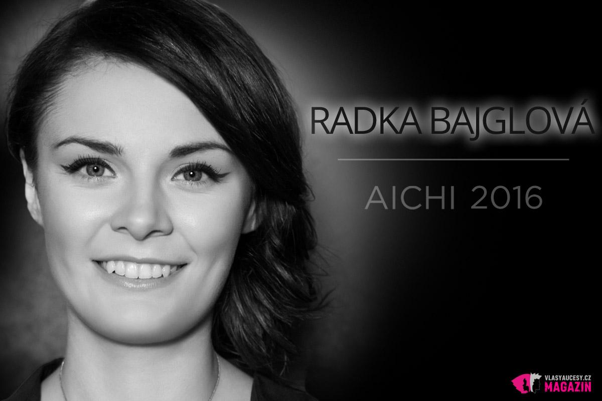 """Radka Bajglová: """"AICHI byla výzva a já se výzev nebojím"""""""