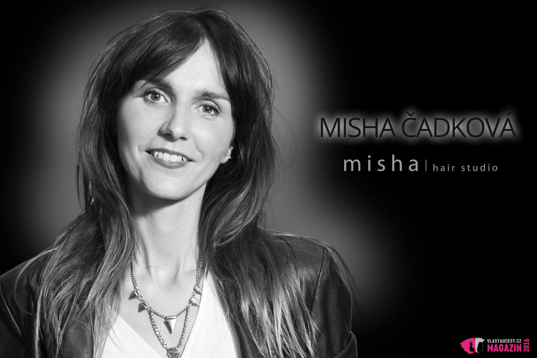 Misha Čadková objevila nejen raw food – živou stravu, ale celý koncept Raw Beauty, který teď servíruje ve svém kadeřnictví i svým klientům.