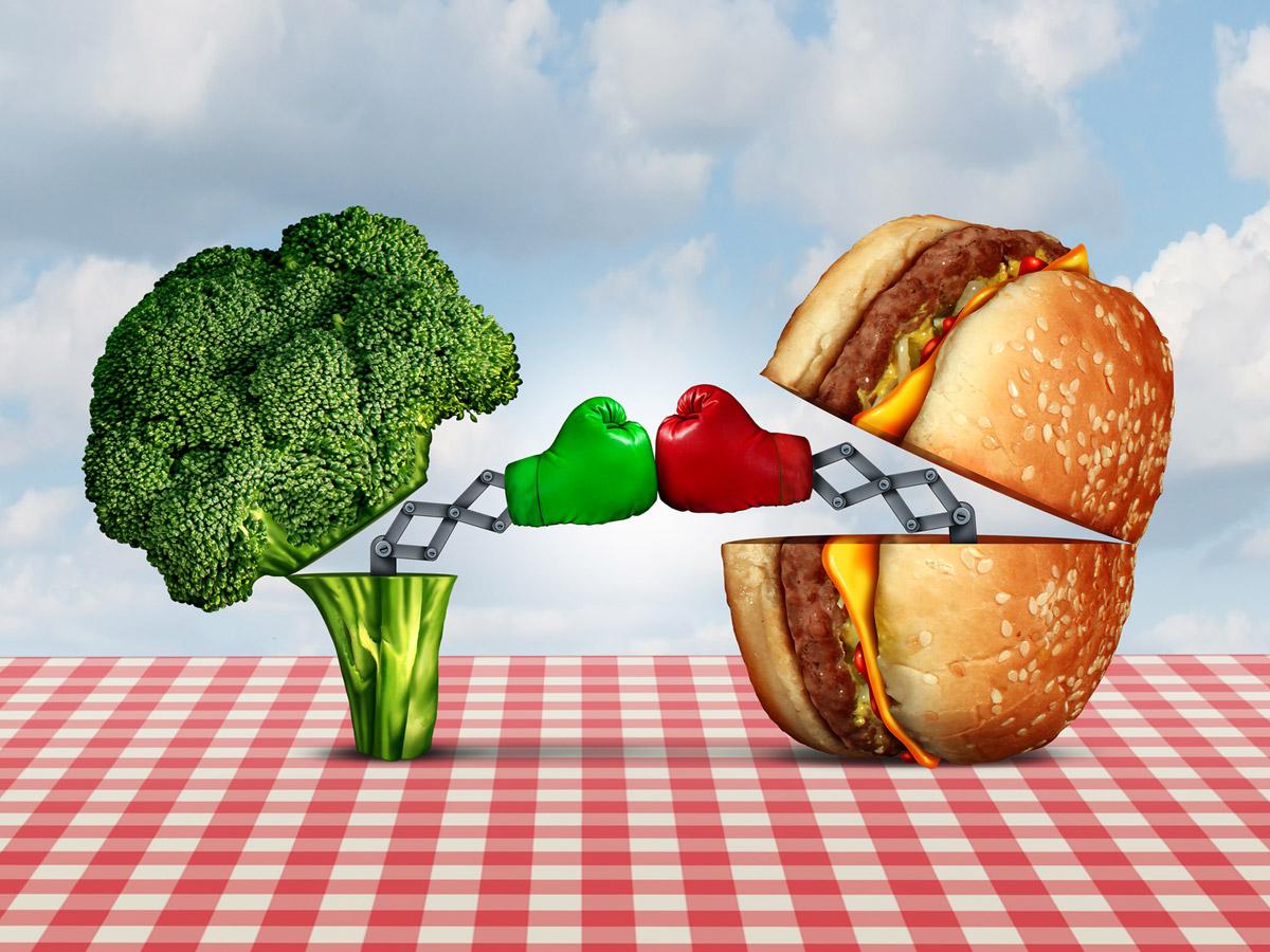 Nesprávné stravování to není jen nadváha