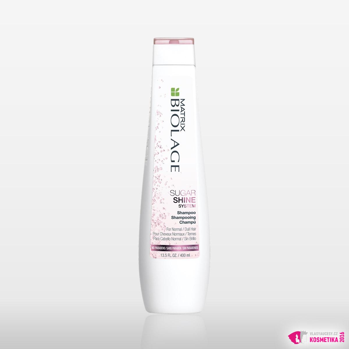 Šampon Sugar Shine Matrix Biolage pro intenzivní lesk