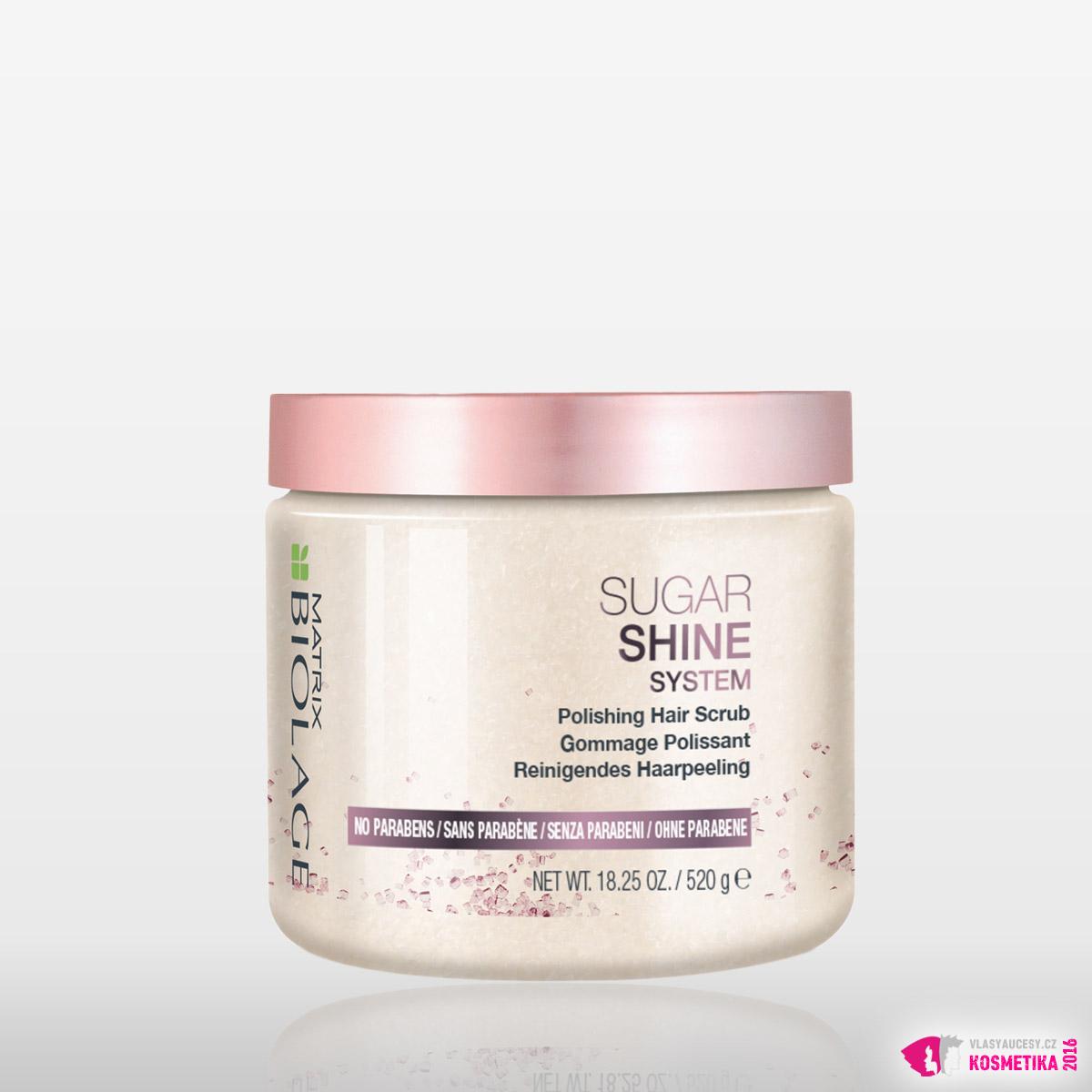 Profesionální peeling Sugar Shine